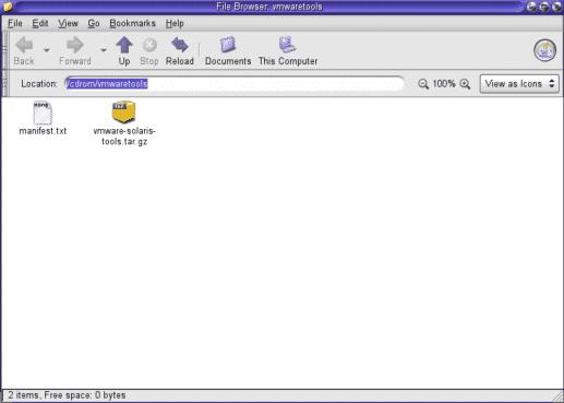 vmware tools for solaris