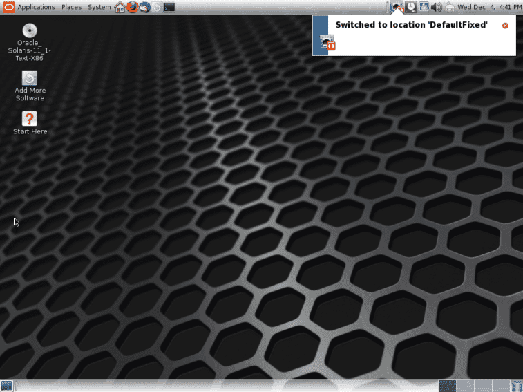 How to install desktop GUI in solaris 11 (x86) – The Geek Diary