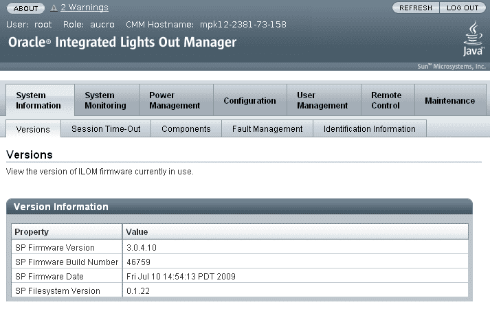 How to login into console from ILOM, ALOM, LOM, ELOM, XSCF