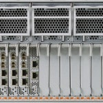 SPARC T3-4 rear view