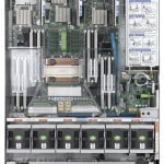 SPARC T4-1 top view
