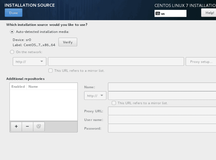 Installing CentOS / RHEL 7 (step by step with screen shots