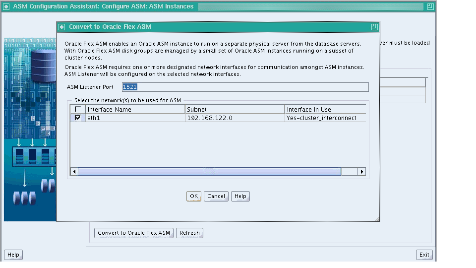 How to Convert STANDARD ASM to FLEX ASM in 12C – The Geek Diary